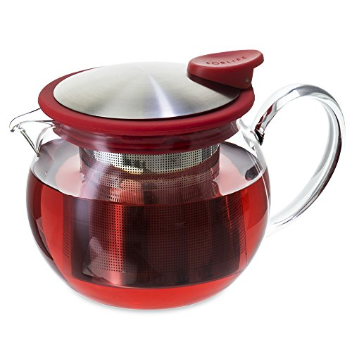 FORLIFE Teapot Basket Infuser 15 Ounce