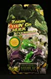 : ATV 4-WHEELER * INCREDIBLE HULK * Zoom N' Go Hulk Motorized Vehicle