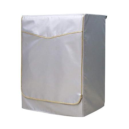 Fenteer Lavadora Secadora Cubierta Protección contra Rayones Polvo ...