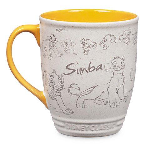 Disney Collection Disney Collection Disney Simba Simba MugAnimation MugAnimation 3jR54LAq