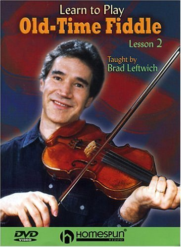 DVD-Learn To Play Old Time Fiddle-Lesson ()