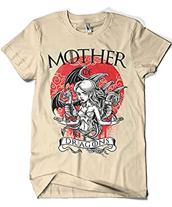 1500-Camiseta Game of Thrones - Mother of Dragons (Arena, S)