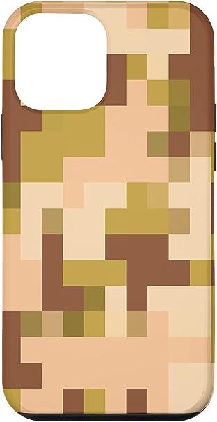 iPhone 12 mini Camo Print Camouflage: OtterBox LifeProof Pixel Presents 01 Case