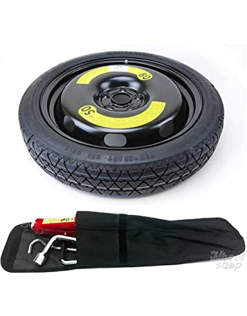Juego de herramientas para ruedas para ahorrar espacio de 45,7 cm.