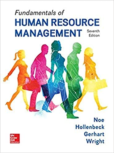 9781259686702] [1259686701] fundamentals of human resource