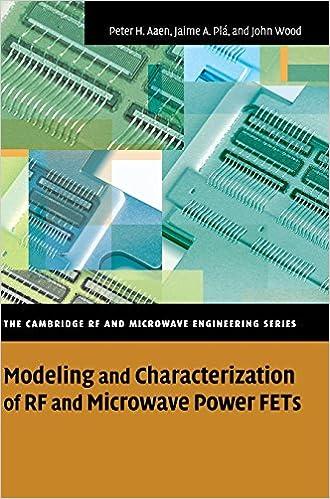 Descarga gratuita de libros kindle Modeling and Characterization of