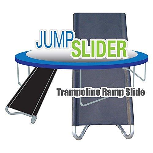 Trampoline Pro Jump Slider, Trampoline Ladder Ramp Slide