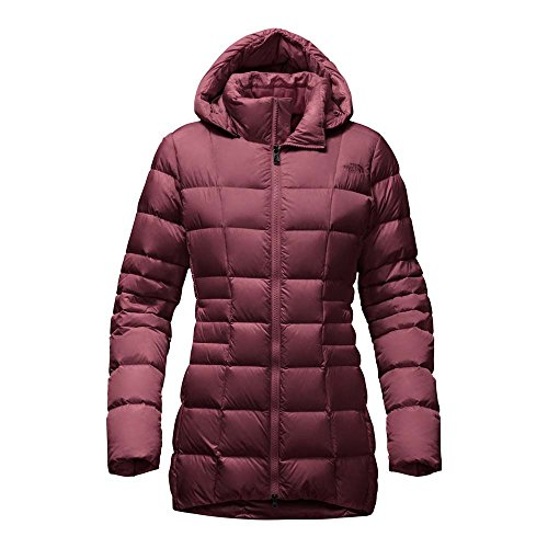 The North Face Transit Jacket II Women's Deep Garnet Red X-Small
