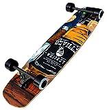 Deville Longboards DEVILLE Hooch 37'' Freeride/Downhill Longboard
