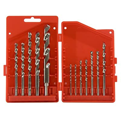 Mibro 895080 12-Piece Super Masonry Drill Bit Set
