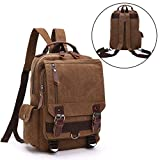 VentoMarea Cross Body Messenger Bag Sling Canvas Chest Bag Shoulder Backpack Travel Rucksack for Men, Women