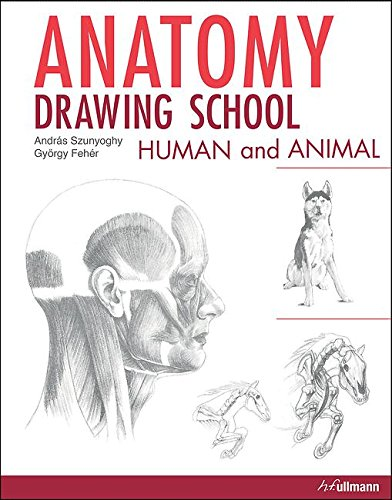 Anatomy Drawing School: Human and -