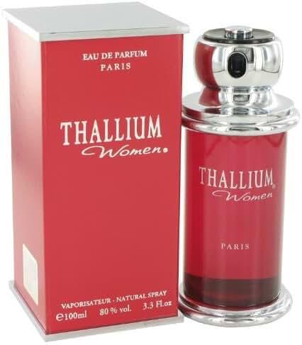 Thallium by Parfums Jacques Evard Eau De Parfum Spray 3.4 oz