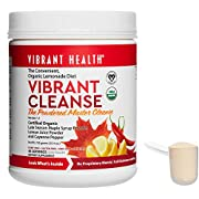 """It's never a bad time to refresh yourself. Vibrant Cleanse is the powdered form of the popular """"Master Cleanse,"""" delivering the same detoxifying support without the mess. Our formula includes the three components of the lemonade diet: maple syrup, le..."""