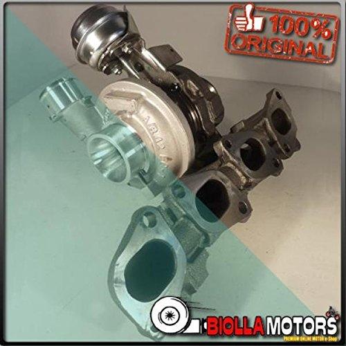 7737215003s turbocompressore Garrett Alfa Romeo 159 JTD 2007 (1.9 CC) (110 kW)