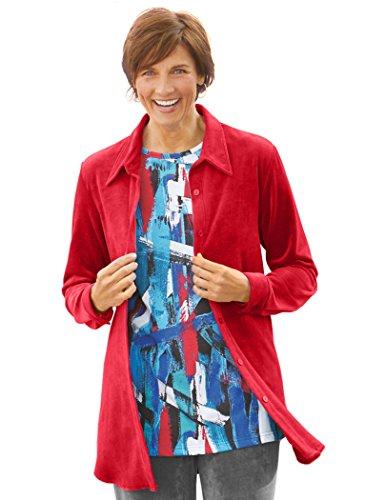 Corduroy Big Shirt - 2