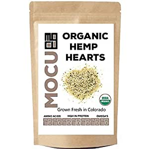 USA Grown Hemp Hearts (Hulled Hemp Seeds) | Cold Stored to Preserve Nutrition | Raw, Non GMO, Vegan, Gluten Free | (6 LBS)