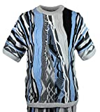 Blue Ocean Two-Piece Coogi Style Set-2X-Large