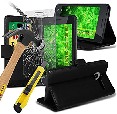 Fone-Case High Quality Black Carbon Fibre Blackberry Priv caso cubierta trasera funda Carcasa, Case, Cover Monedero Ejecutivo Cubierta Estilo Hecho De ...