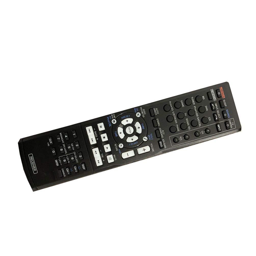 Easy Remote Control for Pioneer VSX-520 VSX-520-K AXD7660 VSX-522 VSX-517 AV Home Theater AV A/V Receiver System by EREMOTE