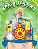 Brain Benders Intermediate Level, Carson-Dellosa Publishing Staff, 1600223133