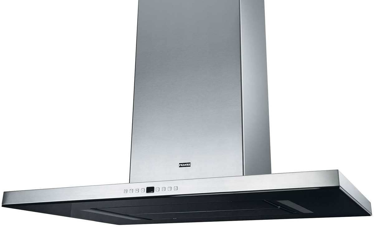 Franke FGB 906 IS AC RVS Isla Acero inoxidable 700m³/h A - Campana (700 m³/h, Canalizado/Recirculación, A, F, E, 58 dB): Amazon.es: Hogar