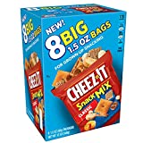 Cheez-It Baked Snack Mix, Classic, Single Serve, 1.5 oz Bags (8 Count)
