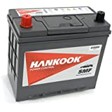 Hankook 54524 Voiture 45Ah 12V Batterie - 2 ans de garantie