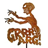 Grrr Arg Steel Yard and Garden Sign