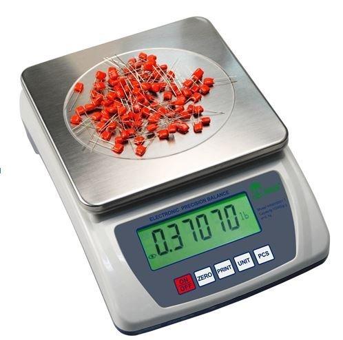 Balance de laboratoire précision capacité étendue HRB-10001 -- 10 kg x 0, 1 g Pro-Weigh HRB10001