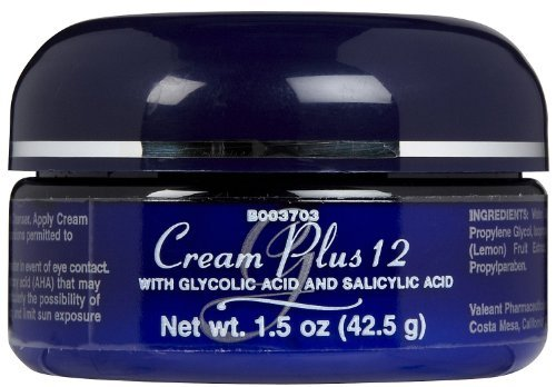 Glyderm Cream Plus 12%-1.5 oz