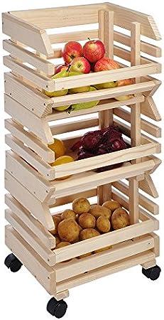 Apilables Horde – Frutas Horde – Frutas Estantería patatas Caja ...