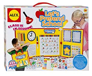 ALEX Toys Let's Pretend School