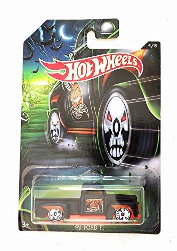 Hot Wheels 2017 Halloween '49 Ford F1 (2017 Halloween)
