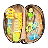 Baby : Sassy Jungle Theme Grooming Set, 11 Count