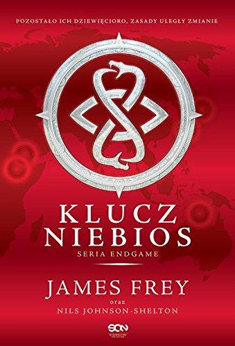 Endgame. Tom 2. Klucz Niebios Nils Johnson-Shelton James Frey