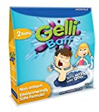 Zimpli Kids Gelli Baff-Twin Pack Bath Play Toy, Blue