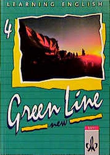 Learning English - Green Line New. Englisches Unterrichtswerk für Gymnasien: Learning English, Green Line New, Tl.4, Schülerbuch, Klasse 8