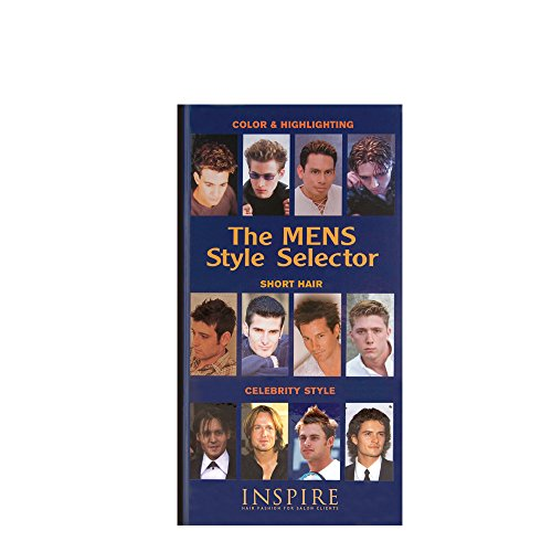 INSPIRE Hair Fashion For Salon Clients Volume 3 The Mens Style Selector BK-V3