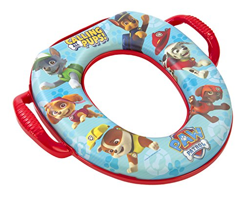 Surprising Nickelodeon Paw Patrolcalling All Pups Soft Potty Seat Ncnpc Chair Design For Home Ncnpcorg
