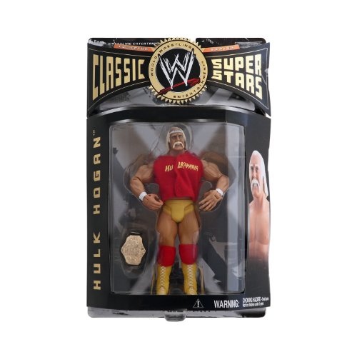 Wwe Classic Superstars Hulk Hogan - 1