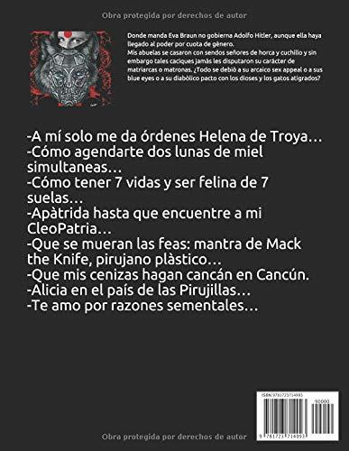 Amazon.com: TAMBIÉN EVA BRAUN ERA FEMINAZI: YO SOLO RECIBO ...