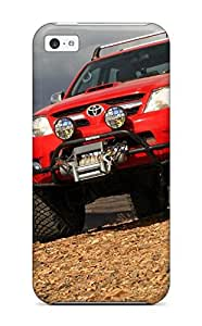 Iphone 5c Well-designed Hard Case Cover 2010 Toyota Hilux Protector