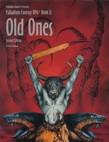 The Palladium RPG Book II: Old Ones (Fantasy Adventure, No 2)