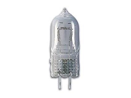 Ampoule eclairage spot halogene jdc 120v 300w culot gx6.35 osram
