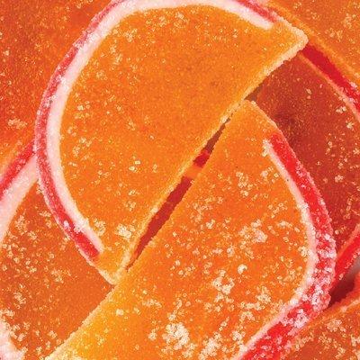 Boston Peach - Fruit Slices - Sour Peach: 5LB Case by Boston Fruit