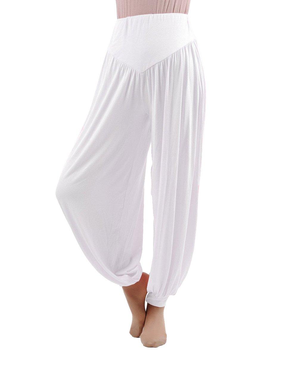 HOEREV Pijama YOGA de Super Soft pantalones de de las mujeres product image