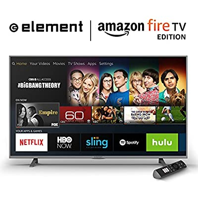 All-New Element 4K Ultra HD Smart LED TV - Amazon Fire TV Edition
