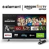 4K Ultra HD Smart LED TV - All-New Element 43-Inch 4K Ultra HD Smart LED TV - Amazon Fire TV Edition