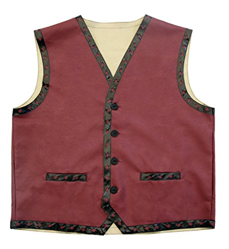Leather Vest Jackets - 9